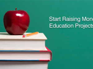 raising money for education