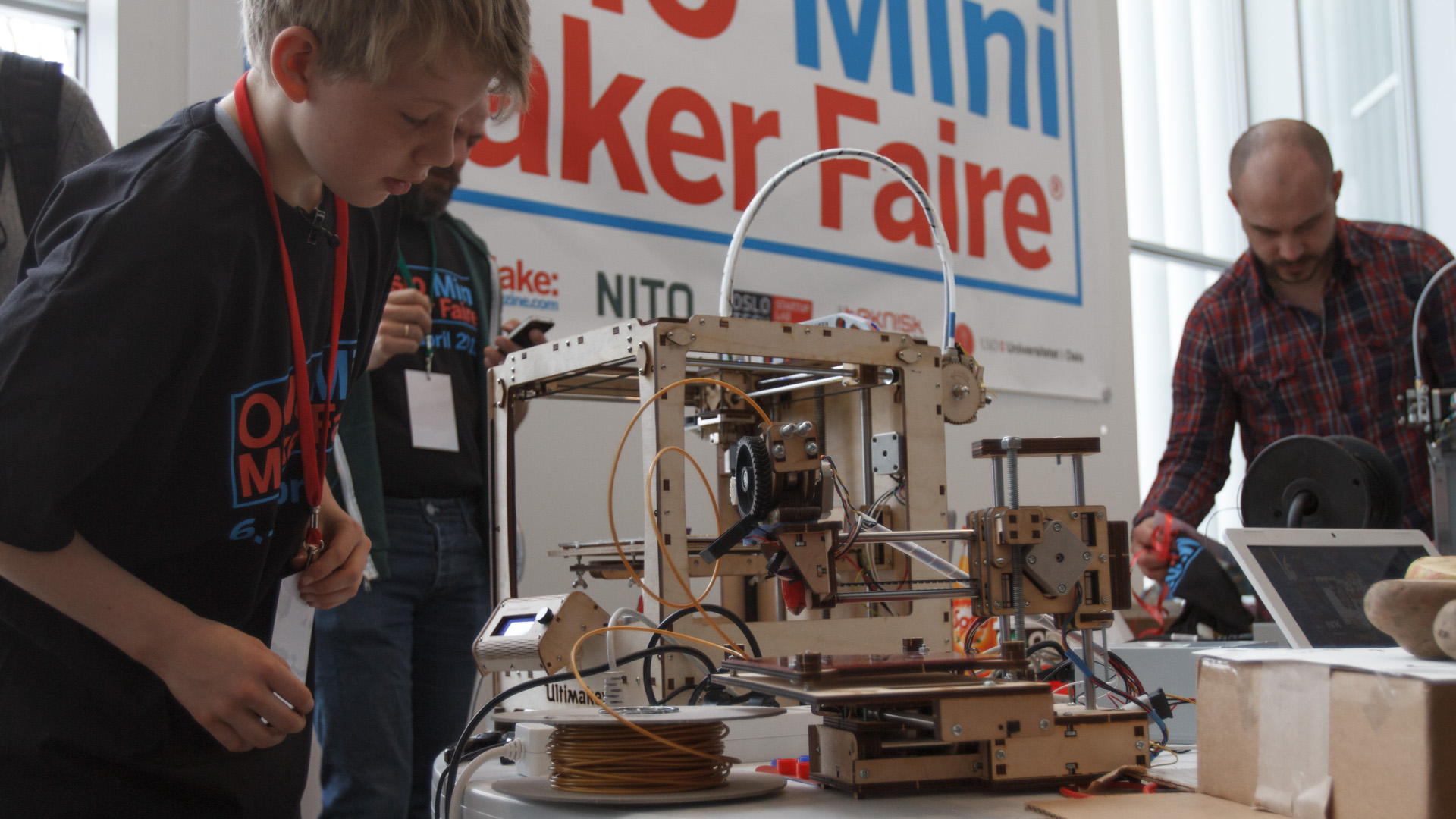 Mini Maker Faire At Salem 39 S A C Gilbert Discovery Village